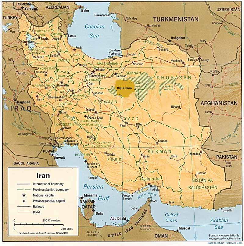Historical Iranian sites and people Rige Jenn